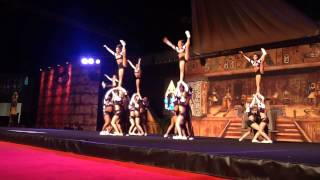 getlinkyoutube.com-Rockstar cheer the Beatles queen of the Nile 2014