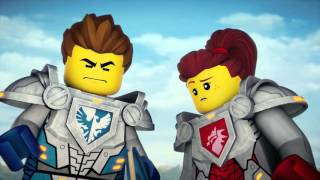 getlinkyoutube.com-LEGO® NEXO KNIGHTS™ Episode 104 - De Riddercode