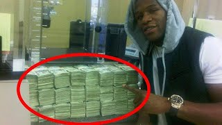 "11 Most Ridiculous Purchases by Floyd ""Money"" Mayweather!"