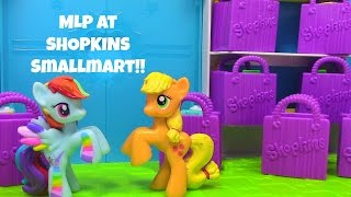 MLP at Shopkins Smallmart Season 2 Shopkins 12 Pack Toy Review