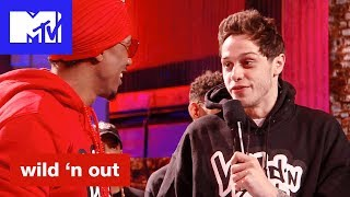 SNL's Pete Davidson Takes No Prisoners | Wild 'N Out | #Wildstyle width=