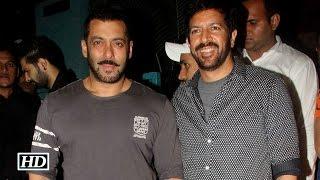 Kabir Khan, Salman Khan team up for their next Watch video