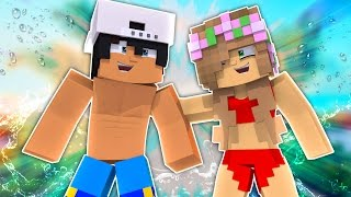 LITTLE KELLY AND RAVEN GO ON VACATION! Minecraft Royal Family w/LittleCarly&Leo | Custom Roleplay