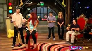 getlinkyoutube.com-iCrush It Gibby's Choice featuring Ariana Grande - iCarly.com