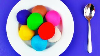 getlinkyoutube.com-Play-Doh Ice Cream Surprise Eggs Toy Story Minecraft Thomas Tank Engine Spongebob Cars 2 FluffyJet