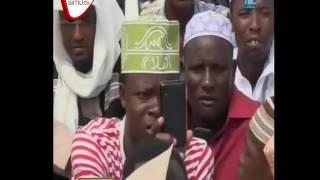 Waislamu Waadhimisha Maulid