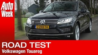 Volkswagen Touareg [2015] road test - English subtitled