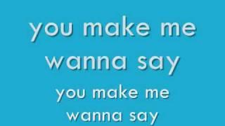 Usher OMG (Oh My Gosh) with lyrics