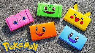 getlinkyoutube.com-DIY EASY Pokemon Pencil Box! Back to School Tutorial | NerdECrafter |  DIY School Supplies