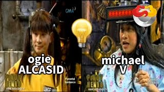 getlinkyoutube.com-Pinoy Henyo: Yaya and Angelina (Ogie Alcasid and Michael V.)