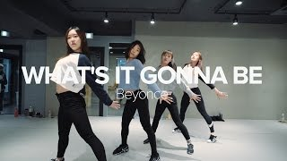 getlinkyoutube.com-What's It Gonna Be - Beyonce / May J Lee Choreography