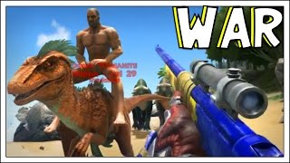 getlinkyoutube.com-ARK: Survival Evolved - WAR! [27]