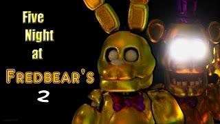 getlinkyoutube.com-NUEVO Five Night at Fredbear's 2 - FIVE NIGHTS AT FREDDY'S FAN GAME (Fnaf Fan Game)