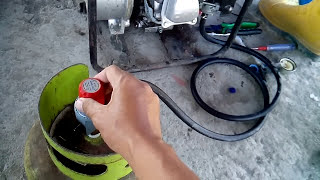 getlinkyoutube.com-Konversi pompa air bensin ke LPG