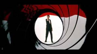 getlinkyoutube.com-James Bond 007 - Intro sequence collage from 1962-2006