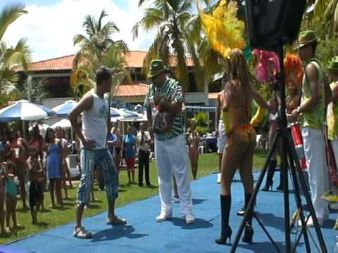samba show y sus garotas / Carnavales 2011. Samba Show y sus Garotas de fuego
