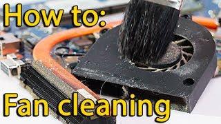 getlinkyoutube.com-HP Pavilion dv7-4263cl dv7-1165er dv7-1060ew dv7-1050er dv7-1040eo fan cleaning, чистка