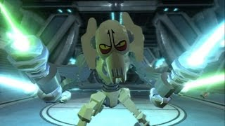 getlinkyoutube.com-LEGO Star Wars III: The Clone Wars Walkthrough - Part 8 - Duel of the Droids