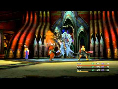 Final Fantasy X HD remaster playthrough pt99