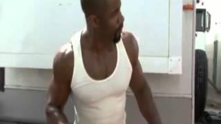 Michael Jai White- punching techniques- material arts- part 2