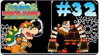 Super Paper Mario Walkthrough Part 32 Chapter 8-1 The Impending Darkness