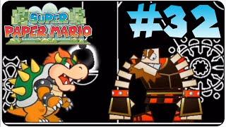 getlinkyoutube.com-Super Paper Mario Walkthrough Part 32 Chapter 8-1 The Impending Darkness