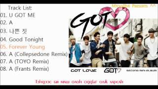getlinkyoutube.com-[MGL SUB] GOT7 - Got Love full album