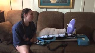 Knee Surgery Vlog #2!!!