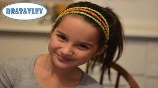 getlinkyoutube.com-Rainbow Loom Headband Tutorial