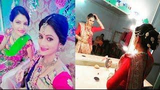 getlinkyoutube.com-Milon Tithi Behind The Scenes | মিলন তিথি । Star Jalsha Bengali TV Serial Milon Tithi Making