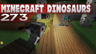 getlinkyoutube.com-Minecraft Dinosaurs! || 273 || Wyn tour