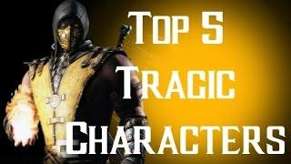 getlinkyoutube.com-Top 5 Most Tragic Mortal Kombat Characters
