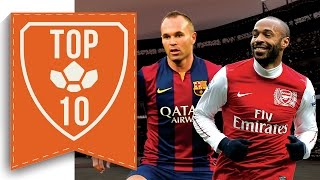 Top 10 Players Who Never Won The Ballon d'Or