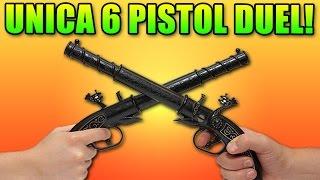 getlinkyoutube.com-Epic Unica 6 Pistol Duel! | Double Vision Battlefield 4 Gameplay