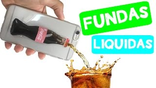 getlinkyoutube.com-DIY - Fundas/Cover Líquidas para Celular de Coca-Cola