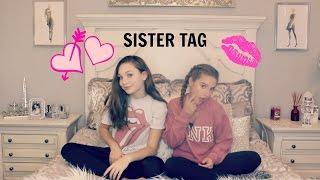 getlinkyoutube.com-sister tag! || with Maddie!