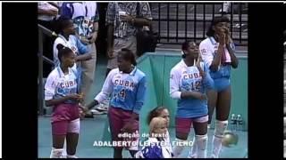getlinkyoutube.com-Vôlei - Rivalidade entre Brasil e Cuba no Memória do Esporte Brasileiro
