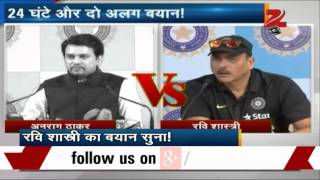 getlinkyoutube.com-Bangladesh series: Team India doesn't need head coach, says Shastri