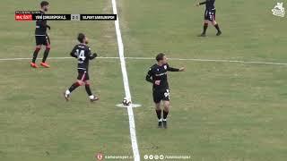 Çorumspor - Y.Samsunspor Geniş Maç Özeti