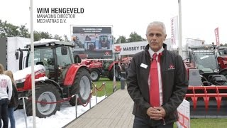 Introduction to the Massey Ferguson stand at ATH 2014