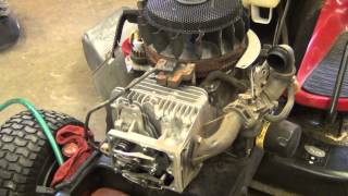 getlinkyoutube.com-Briggs and Stratton Cylinder head gasket replacement