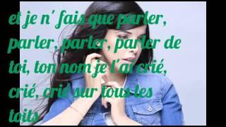 getlinkyoutube.com-Indila - Tu ne m'entends pas Paroles