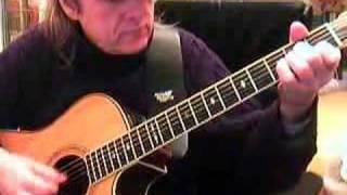 getlinkyoutube.com-Chords ( C-Am-G) and Melody Guitar Lesson by Siggi Mertens