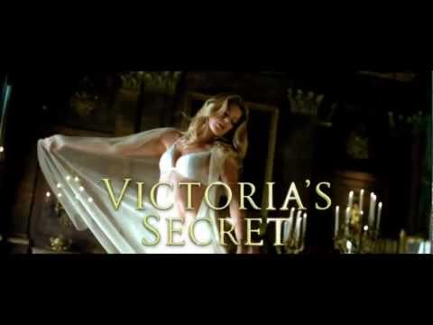VS Angel Fantasies Collection & Angel Gold Fragrance Commercial (Holiday 2012) -  30 secs