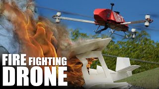 getlinkyoutube.com-Fire Fighting Drone | Flite Test