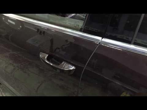 Установка автодоводчиков дверей для Porsche Cayenne