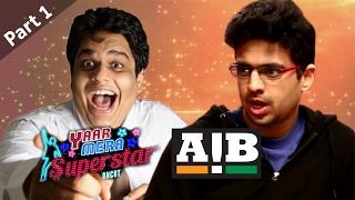 getlinkyoutube.com-AIB   Tanmay Bhat & Rohan Joshi On Yaar Mera Superstar Season 2   Episode 4