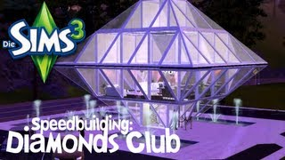 getlinkyoutube.com-Sims 3 Speed Builds: ★ Diamond's Club ★