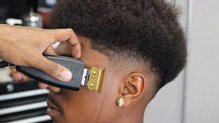 getlinkyoutube.com-Haircut:  Low Fade On Najarie Smith