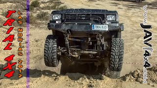 getlinkyoutube.com-Trial de Las Norias 2012 (Nissan Patrol  Antonio y Suzuki Samurai)